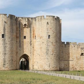 Cité fortifiée d'Aigues-Mortes- Aigues-Mortes