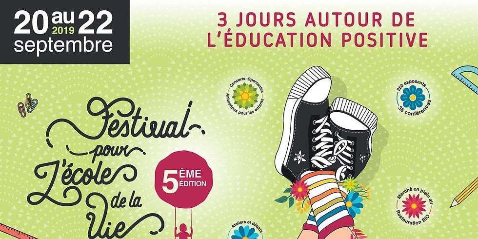 Festival pour l'Ecole de la Vie - Montpellier