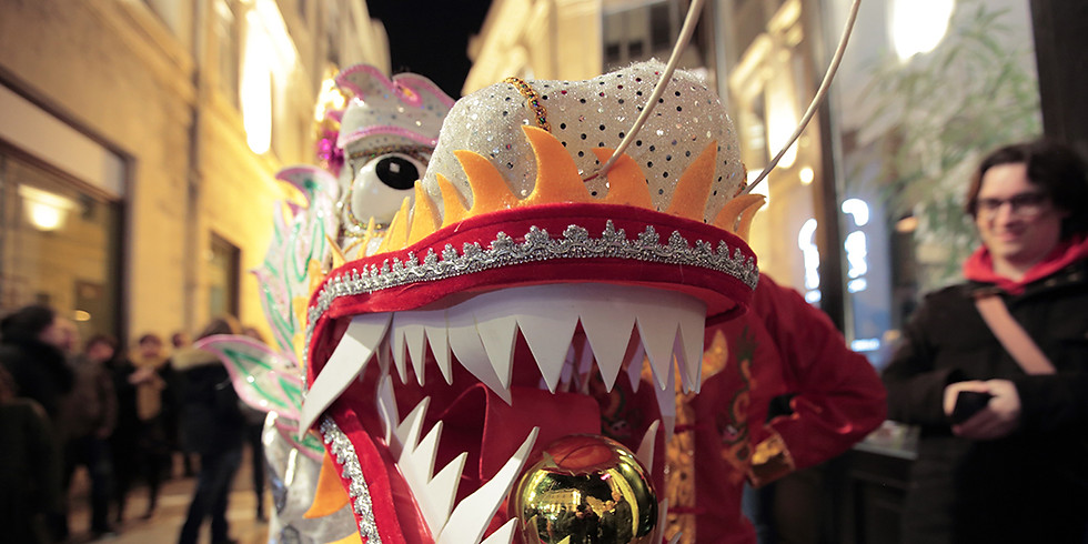Nouvel An Chinois à Montpellier