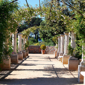 Jardin antique méditerranéen - Balaruc-les-Bains