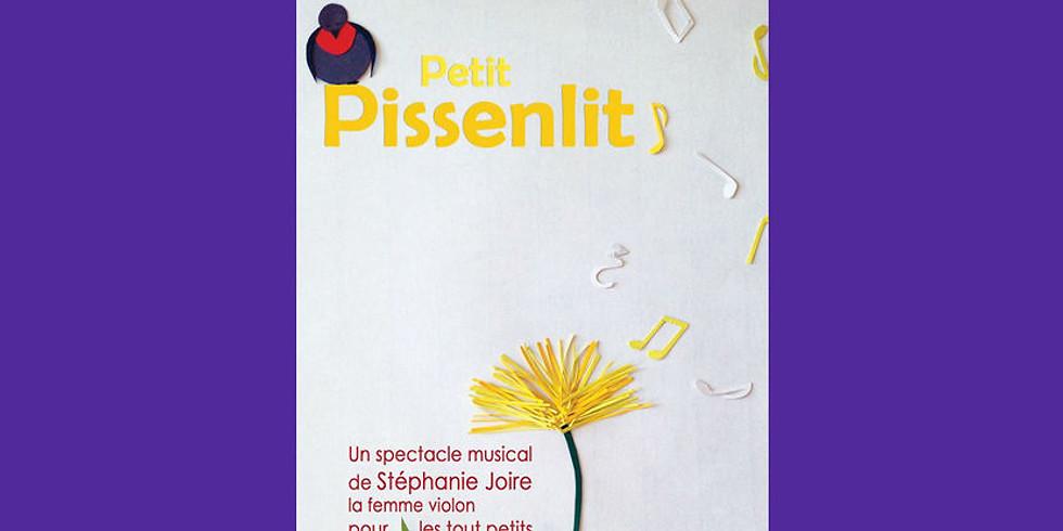 "Spectacle musical ""Petit Pissenlit"""