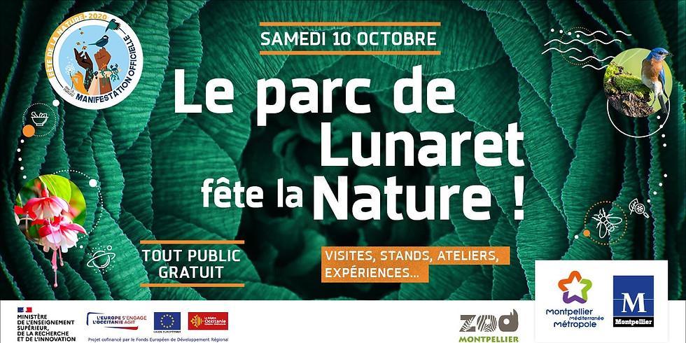 Le Parc du Lunaret fête la Nature