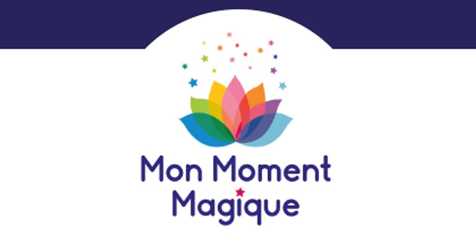 """Atelier """"Mon moment magique"""" en duo - GRATUIT"""