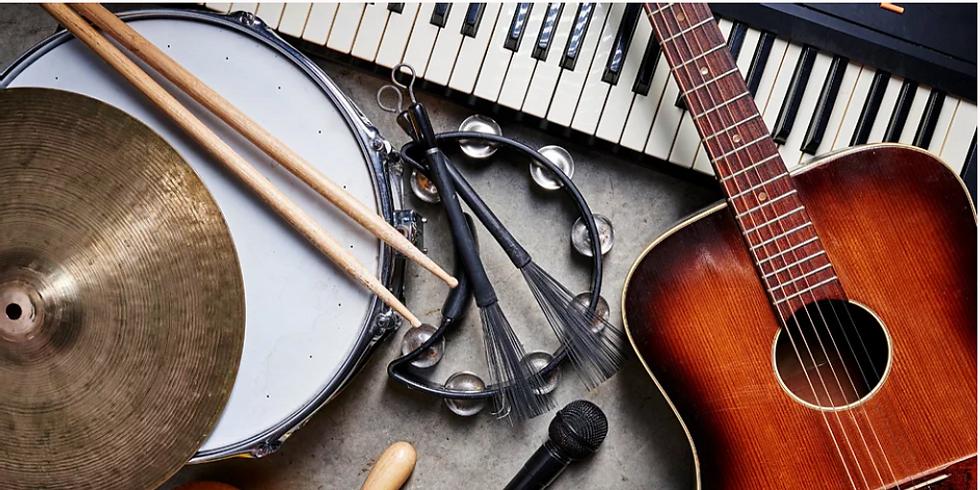 Eveil sonore et musical