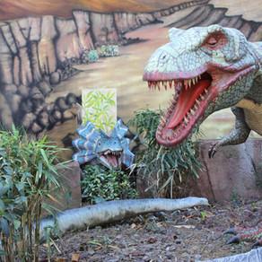 Dinoland, Dinopark et Préhistogolf - Le Cap d'Agde