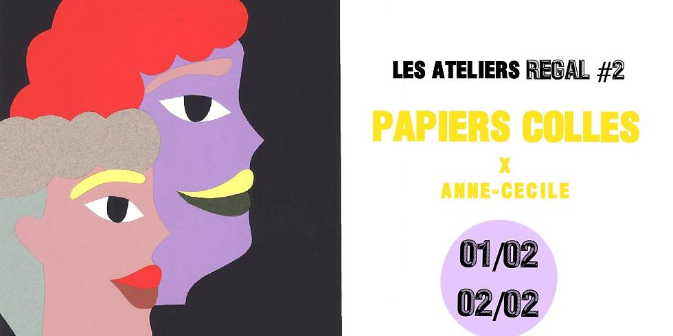 Atelier Papier Collé x Anne-Cécile Bonnet
