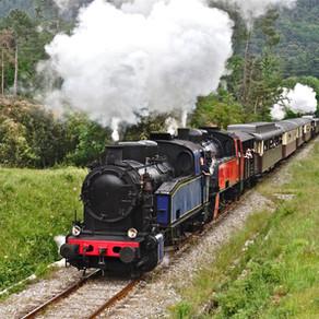 Le Train à vapeur des Cévennes - Anduze