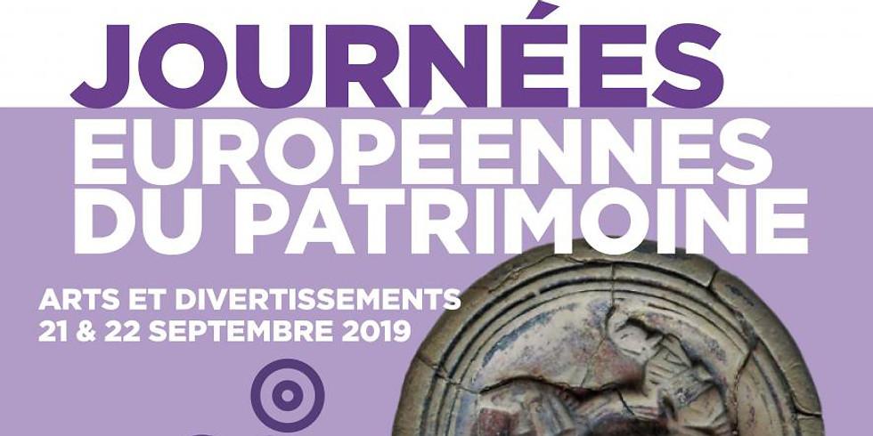 Journées Européennes du Patrimoine - Site archéologique Lattara-musée Henri Prades