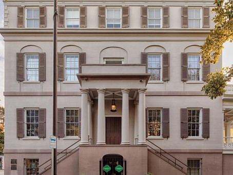 Greenline chosen to renovate historic Juliette Gordon Low Birthplace; plans approved by HDBR