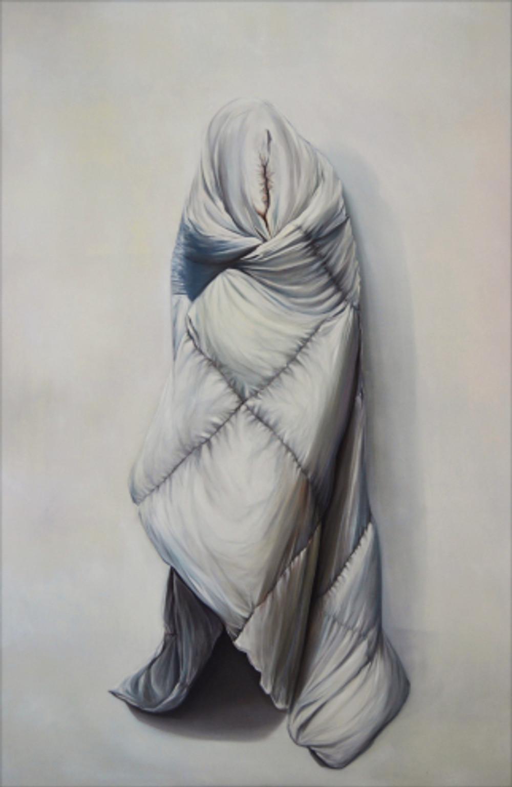 άτιτλο, 2016, λάδι σε καμβά, 300Χ200 εκ. untitled,300X150cm, oil on canvas, 2017