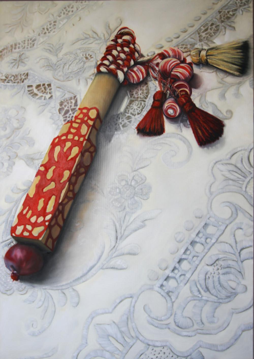 άτιτλο, 70Χ100εκ, λάδι σε καμβά, 2017 untitled, 70X100cm, oil on canvas, 2017