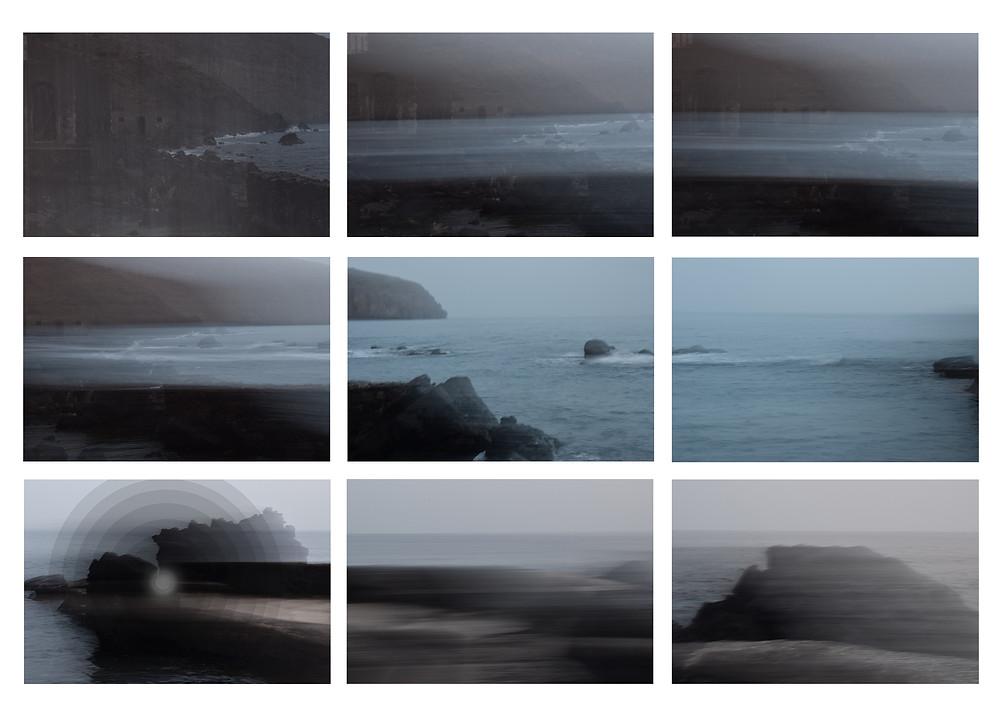 11 karl & rene - reconstruct the landscape series (photo manipulation, digital collage)