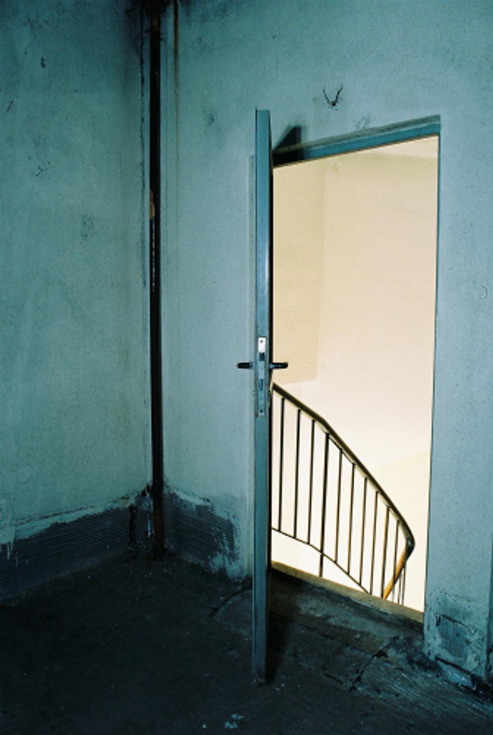 13.Πόρτα_35mm έγχωμο φιλμ_ 2018