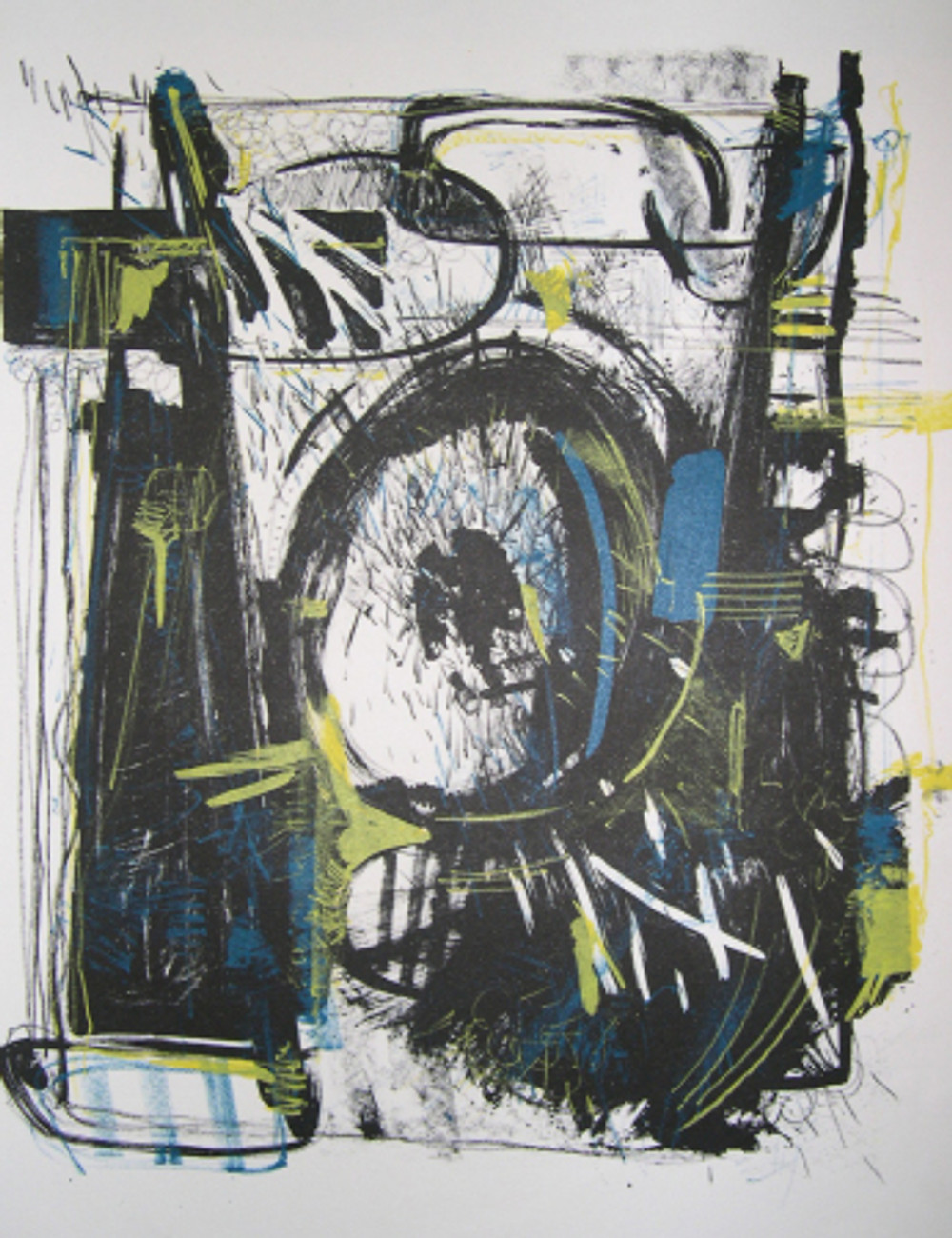 Balance,30x40,λιθογραφία,2003