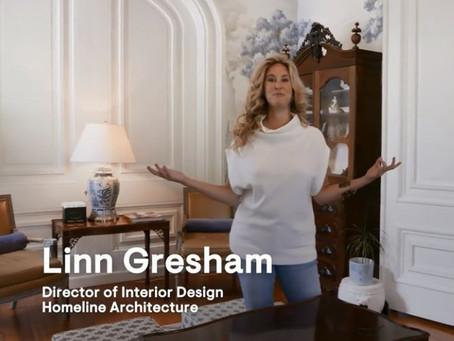 Linn Gresham talks Hamilton-Turner Inn with House Beautiful