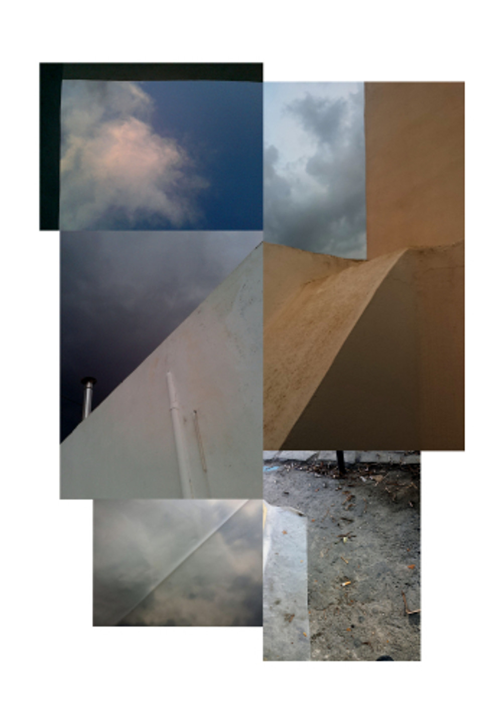 10 karl & rene - reconstruct the construction photo series (photo manipulation, digital collage)