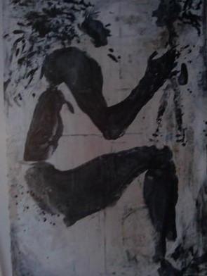 Άτιτλο, Μεικτή τεχνική, 2012