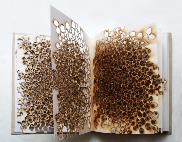 -holy book- , χειροποίητο βιβλίο. 24,5x38 handmade book. 2011-12
