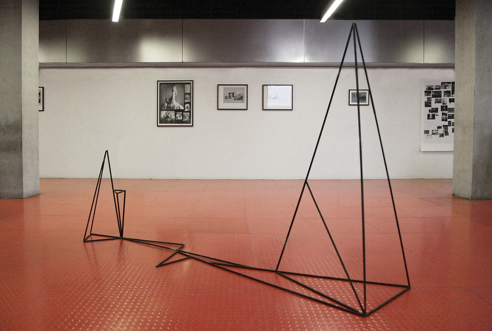 11. installation View of The Unknown, 2012, IWS, London