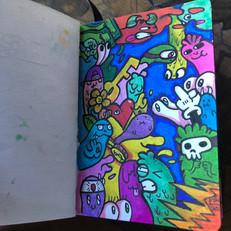Kyan's Book of Doodles