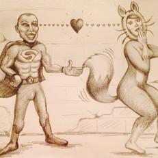 Super Jrad & Super Fox