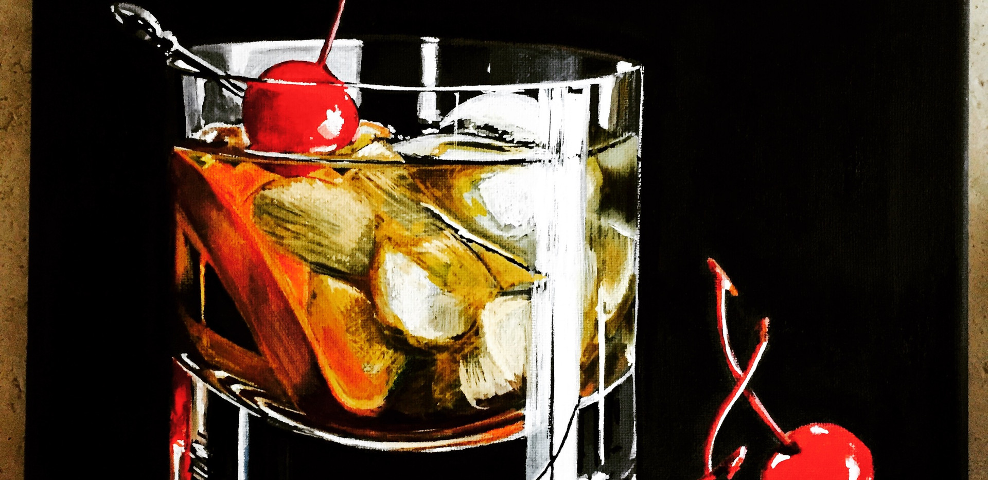 The Old Fashioned-Cocktail Series