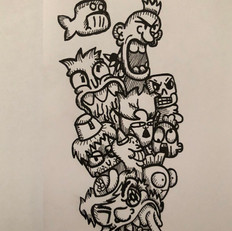 """Just a Doodle"""
