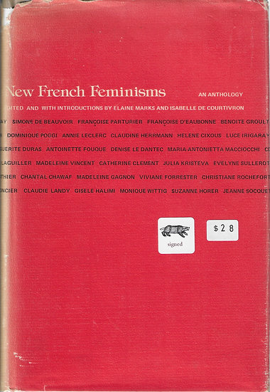 New French Feminisms