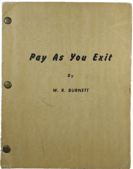 Pay As You Exit