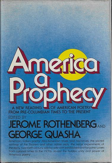America a Prophecy