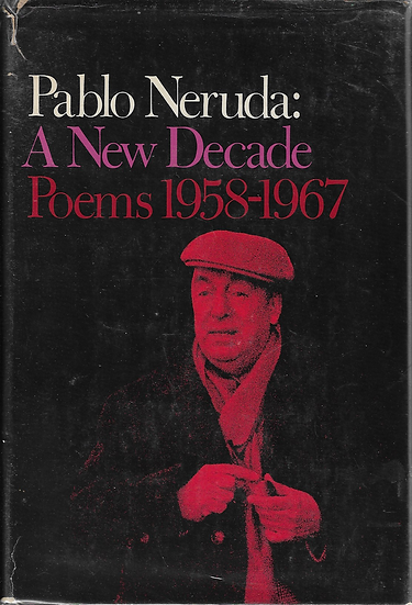 A New Decade: Poems 1958-1967