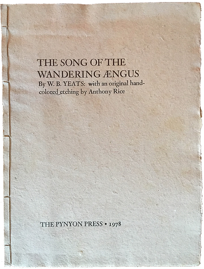 The Song of the Wandering Aengus