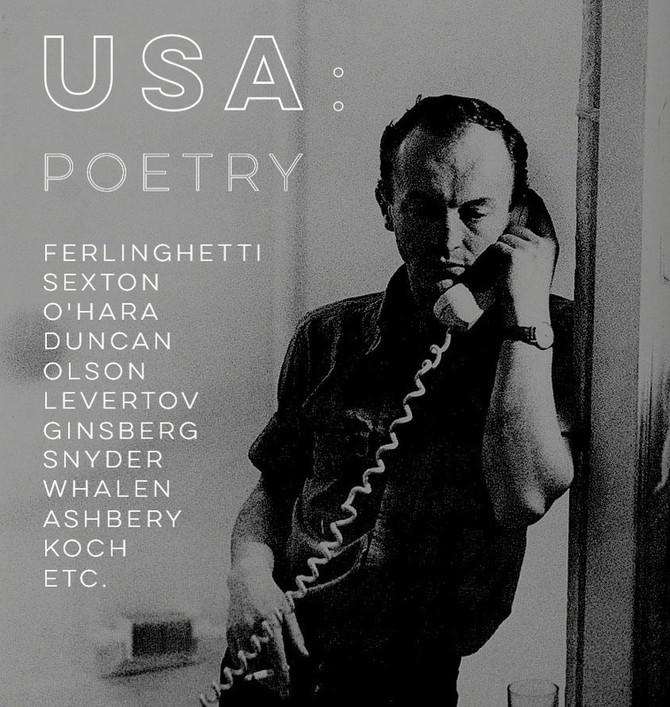USA: Poetry