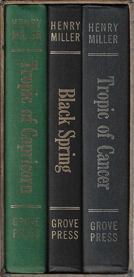 The Obelisk Trilogy