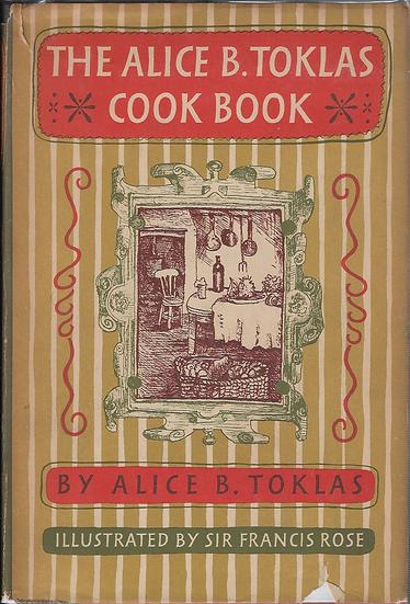 The Alice B. Toklas Cook Book