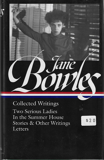 Collected Writings of Jane Bowles