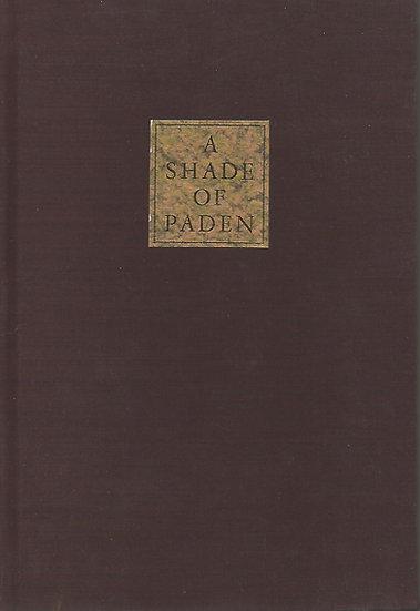 A Shade of Paden