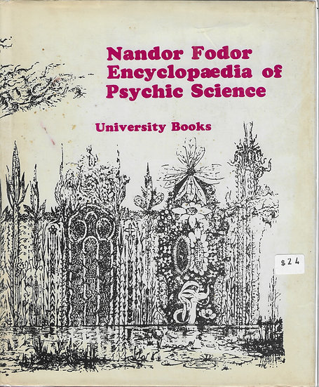 Encyclopedia of Psychic Science