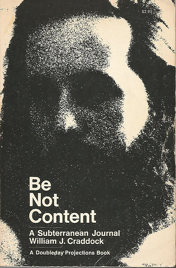 Be Not Content