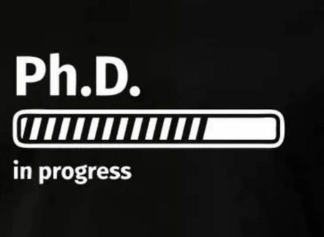Fundamental steps for writing best and good Ph.D. dissertation
