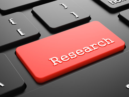Information seeking behavior for Ph.D. and other graduate students in research