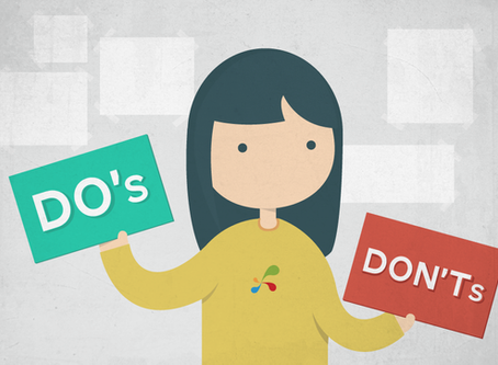 The Do's And Don'ts of Writing Research Papers