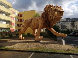 Un animal totem dans ma cité