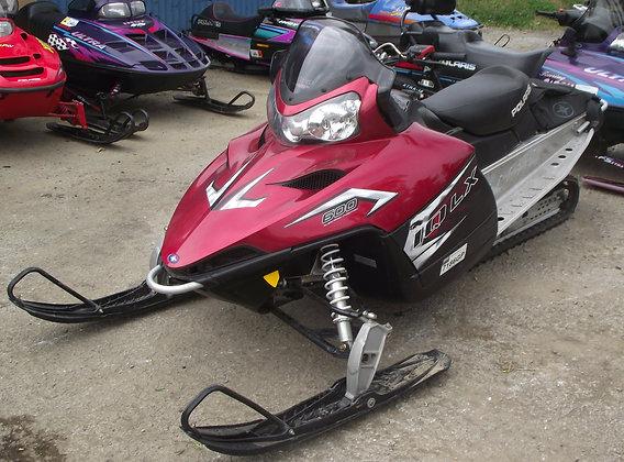 2010 Polaris IQ LX600