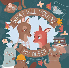 What Will You Do, My Deer_ Cover