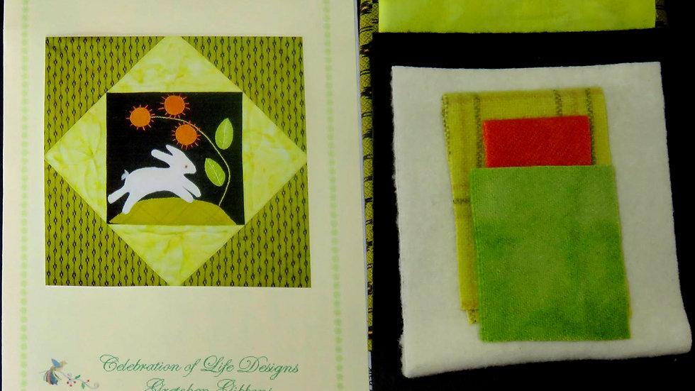 Run Rabbit Run Kit and Pattern