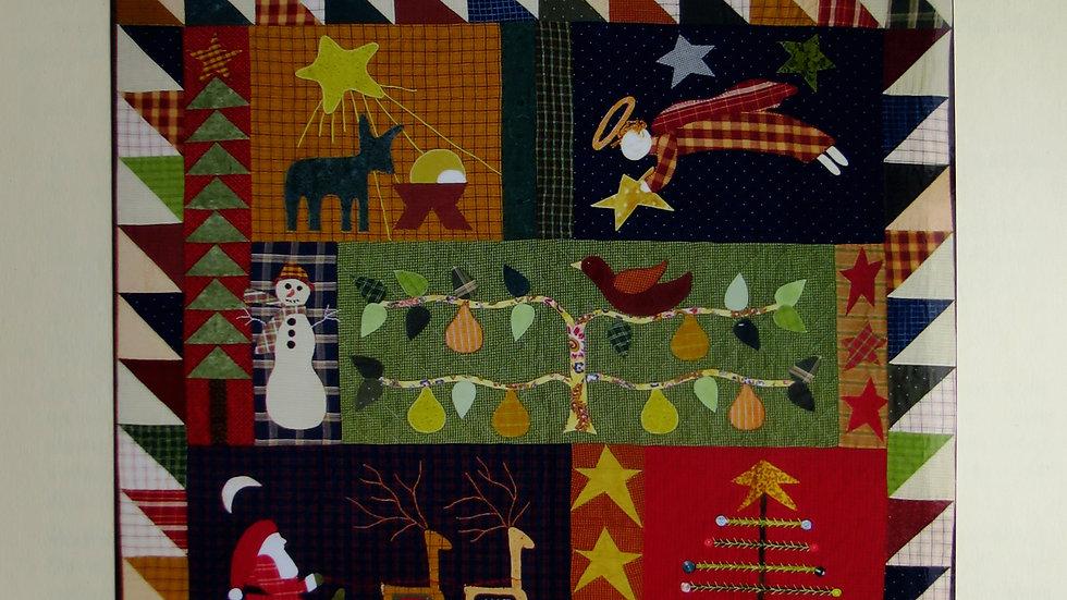 Celebrate Christmas Pattern