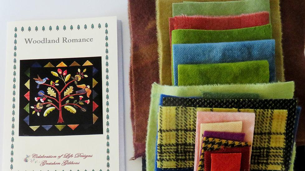 Woodland Romance Kit w/ Pattern