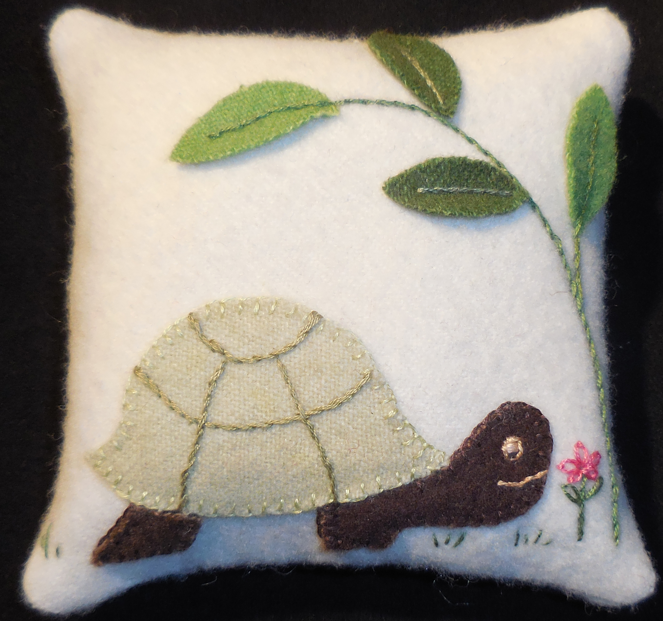 Turtle Pin Cushion