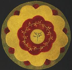 Circle of Life Table Mat
